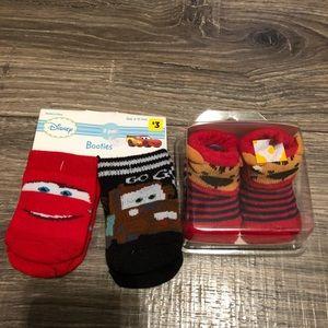 Lot of infant boys socks